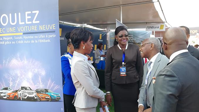 FBNBank, sponsor argent de la 3è édition du Katanga Business